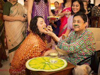 The wedding of Amrita and Bhisham 1