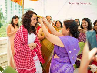 The wedding of Amrita and Bhisham 2