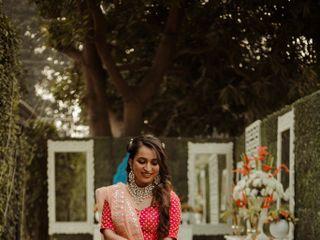 The wedding of Sonam and Jivesh 3