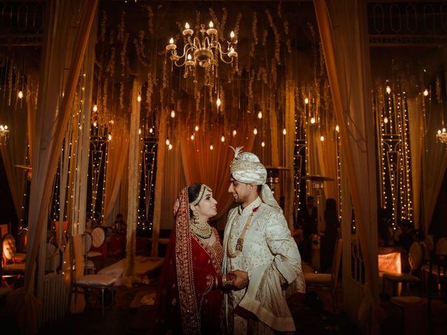 The wedding of Sonam and Jivesh