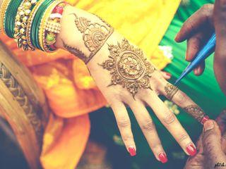 The wedding of Aditi and Rohan 1