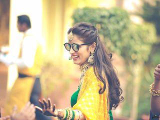 Rohan and Aditi's wedding in Central Delhi, Delhi NCR 9