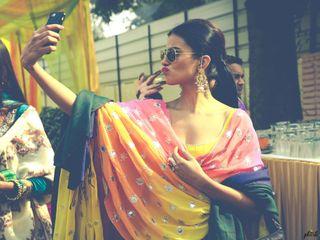 Rohan and Aditi's wedding in Central Delhi, Delhi NCR 11