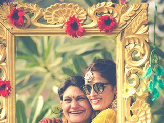 Rohan and Aditi's wedding in Central Delhi, Delhi NCR 12
