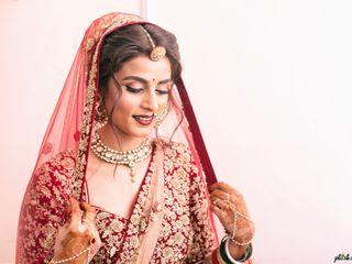 Rohan and Aditi's wedding in Central Delhi, Delhi NCR 21