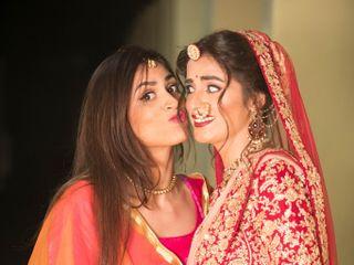 Rohan and Aditi's wedding in Central Delhi, Delhi NCR 24