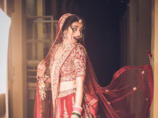 Rohan and Aditi's wedding in Central Delhi, Delhi NCR 25