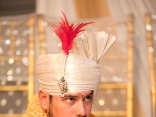 Rohan and Aditi's wedding in Central Delhi, Delhi NCR 26