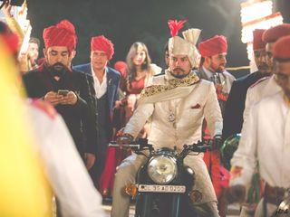 Rohan and Aditi's wedding in Central Delhi, Delhi NCR 27