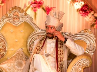 Rohan and Aditi's wedding in Central Delhi, Delhi NCR 28