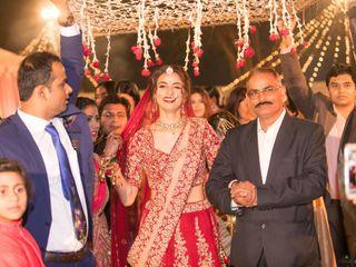 Rohan and Aditi's wedding in Central Delhi, Delhi NCR 30