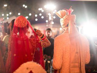 Rohan and Aditi's wedding in Central Delhi, Delhi NCR 31