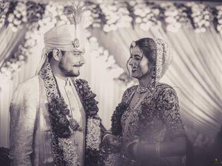 Rohan and Aditi's wedding in Central Delhi, Delhi NCR 32