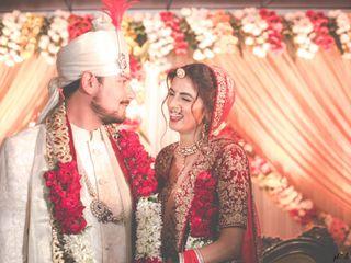 Rohan and Aditi's wedding in Central Delhi, Delhi NCR 33