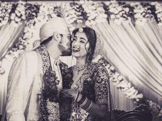 Rohan and Aditi's wedding in Central Delhi, Delhi NCR 34
