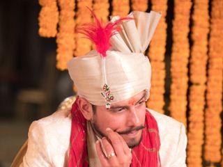 Rohan and Aditi's wedding in Central Delhi, Delhi NCR 37