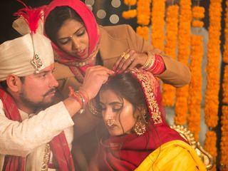 Rohan and Aditi's wedding in Central Delhi, Delhi NCR 40