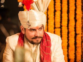 Rohan and Aditi's wedding in Central Delhi, Delhi NCR 41