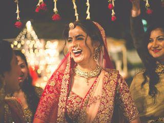 Rohan and Aditi's wedding in Central Delhi, Delhi NCR 42