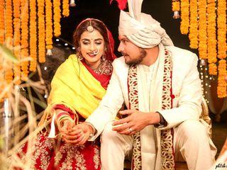 Rohan and Aditi's wedding in Central Delhi, Delhi NCR 43