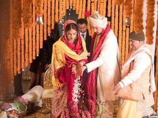 Rohan and Aditi's wedding in Central Delhi, Delhi NCR 44