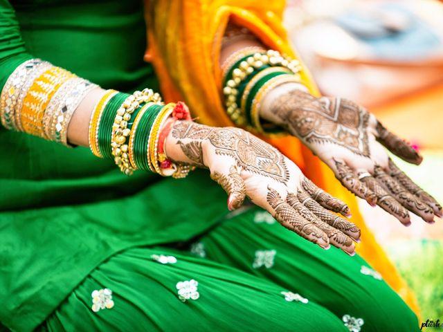 Aditi and Rohan's wedding in Central Delhi, Delhi NCR 6