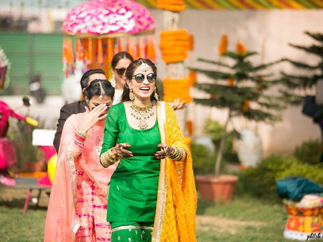 Aditi and Rohan's wedding in Central Delhi, Delhi NCR 7