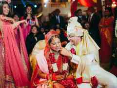 The wedding of Apoorva and Anuj 4