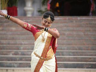 The wedding of Hitashree and Pradeep 3