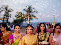 The wedding of Shweta and Aman 6