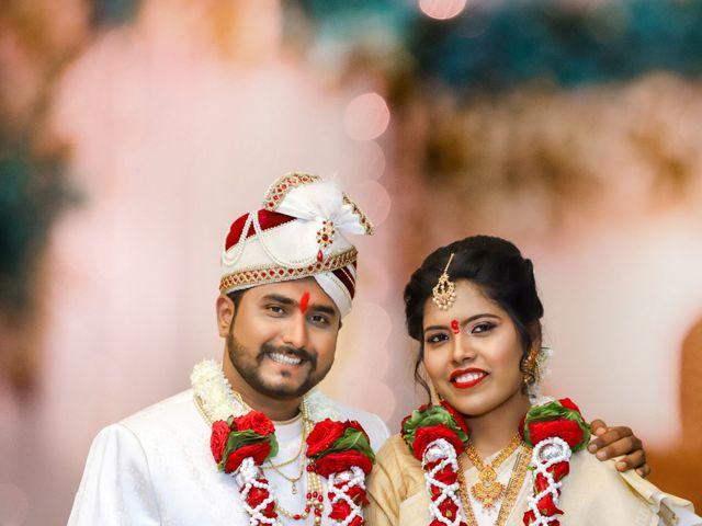The wedding of Ankita and Sushant