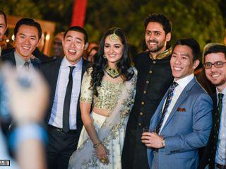 The wedding of Aakriti and Rajeev 3