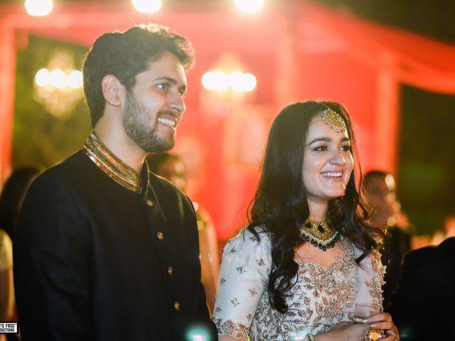 The wedding of Aakriti and Rajeev
