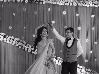 The wedding of Saloni and Sahil 3