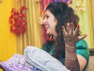 The wedding of Aparna and Pranoy 2