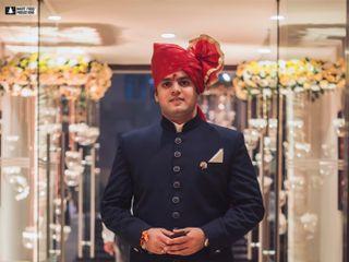 The wedding of Aparna and Pranoy 3