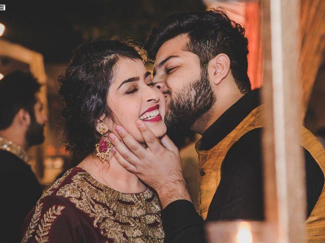 The wedding of Aparna and Pranoy