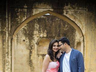 The wedding of Seep and Bhavyesh 1