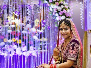 The wedding of Priyanka and Yash 1