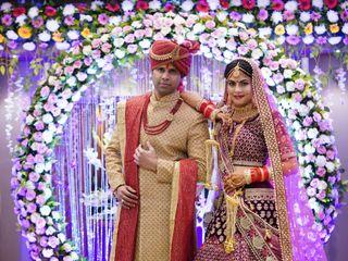 The wedding of Priyanka and Yash 2