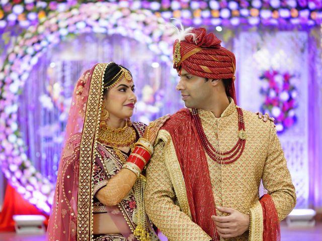 The wedding of Priyanka and Yash