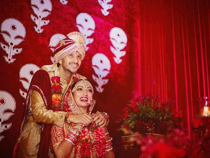 The wedding of Anushree and Rishabh