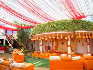 The wedding of Anushree and Rishabh 1