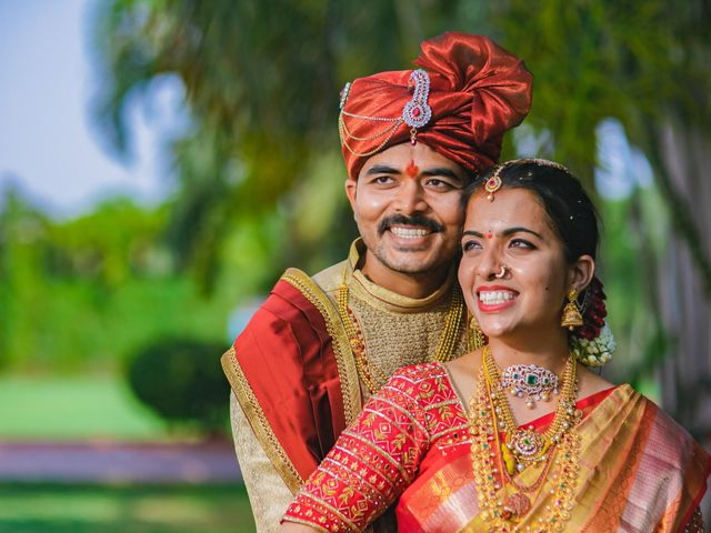 The wedding of Anuroopa and Sandeep