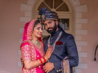 The wedding of Ritu and Shashank