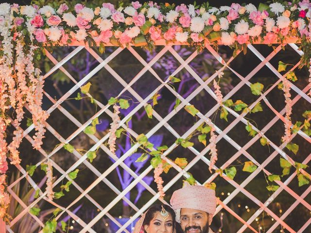 The wedding of Kriti and Ankit