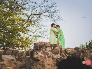 The wedding of Shreya and Yugal 3
