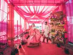 The wedding of Sakhi and Harsh 2