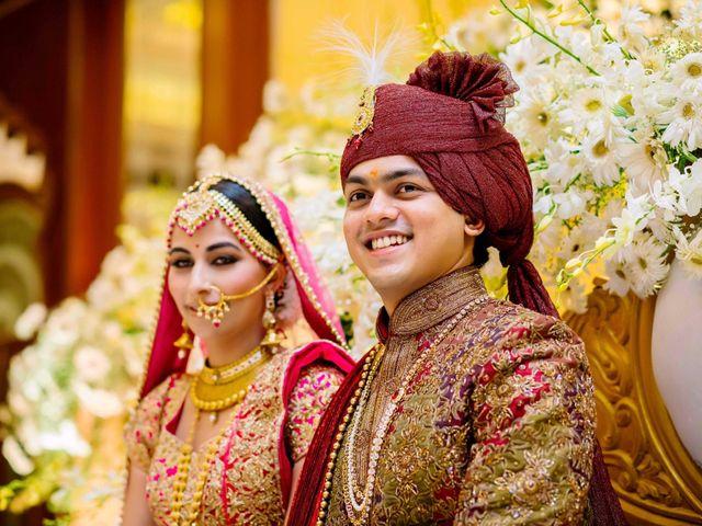 The wedding of Tanya and Vatsan