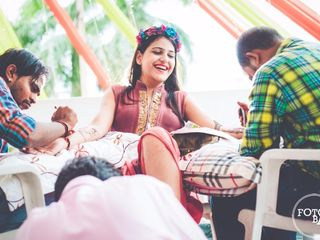 The wedding of Sahiba and Tushar 2